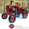 Valmet 20 Valmet tractor aleación modelo de coche de regalo colección Francés UH 1:16
