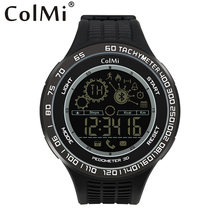 ColMi Sport Intelligente Orologio King Kong 5ATM IP68 Impermeabile Passometer Ultra-lungo Standby 33 Mesi Smartwatch Per Android iOS(China)