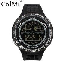 Colmi Спорт Смарт часы King Kong 5ATM IP68 Водонепроницаемый шагомер сверхдальние ожидания 33 месяцев SmartWatch для iOS и Android