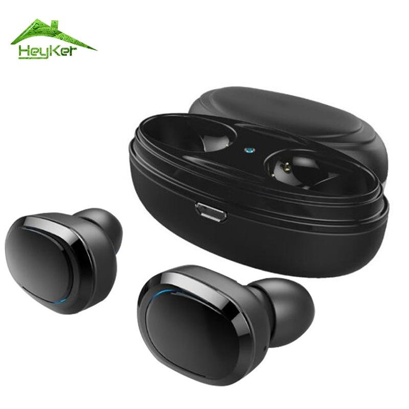 T12 V4.2 TWS Mini Fone De Ouvido Bluetooth fone de Ouvido Sem Fio Duplo Sem Fio Fones de Ouvido Sem Fio Fone de Ouvido Estéreo Auriculares Fones De Ouvido Xaomi
