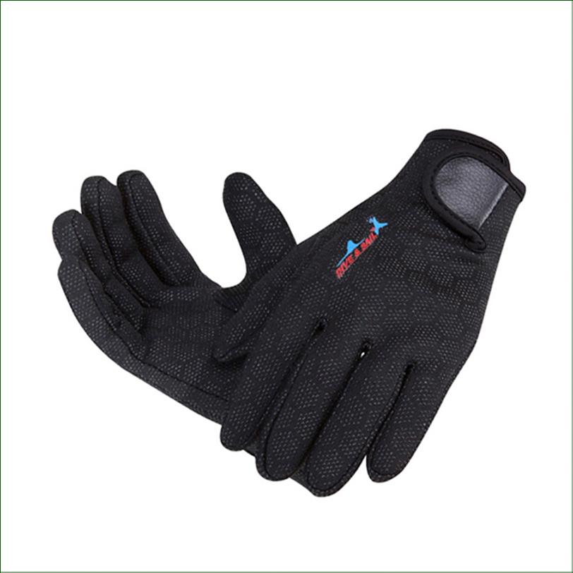 Dg01 profesional 1.5mm neopreno buceo caliente Guantes snorkeling alta calidad Guantes para Surf spearfishing snorkeling