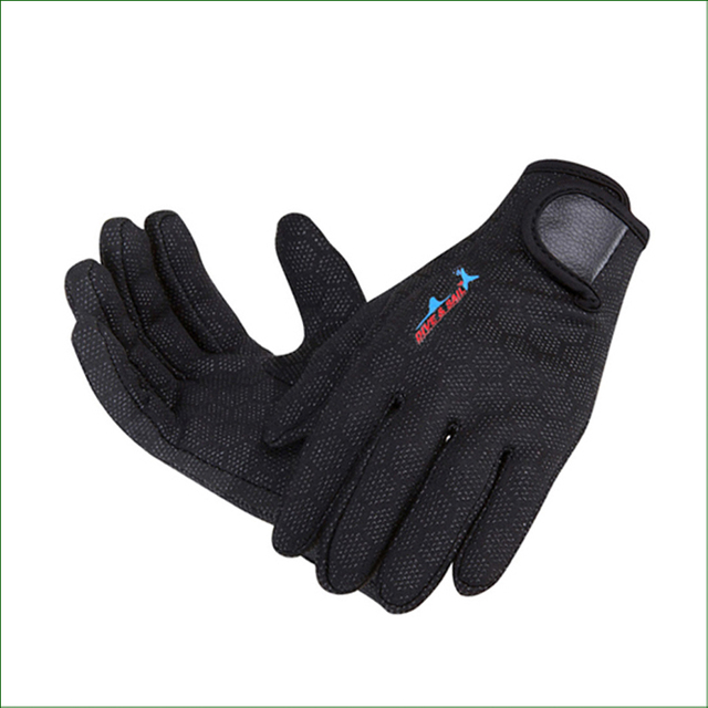 Dg01 profesional 1.5mm neopreno buceo caliente Guantes snorkeling alta  calidad Guantes para Surf spearfishing snorkeling 1ed60879fa9
