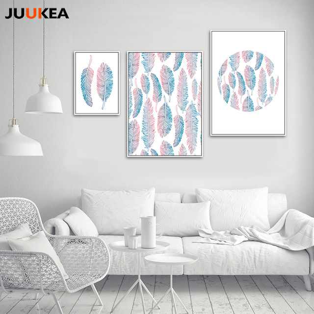 Online Shop Wall Pictures For Living Room Canvas Art Print ...