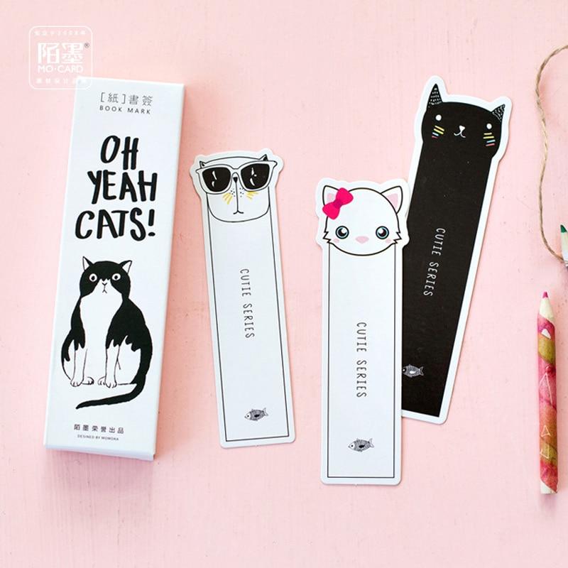 Aliexpresscom Buy 30 Pcs Box Cute Cat Head Paper
