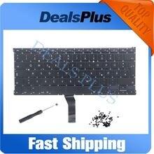 Новая gr немецкая клавиатура с винтами для macbook air a1369