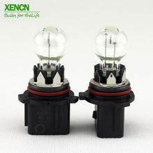 XENCN 12277C1 12 В 13 Вт P13W PG18.5d-1 галогенный угловой дневной ходовой светильник лампа тормозной светильник s дорожка светильник ing