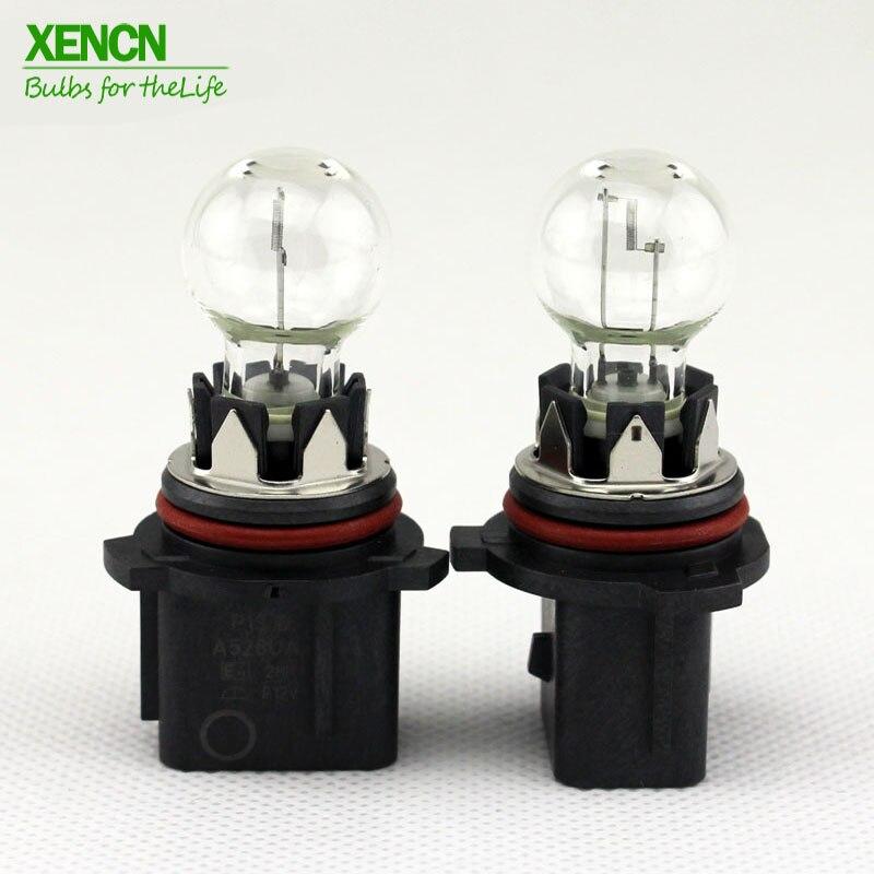 Дневные ходовые огни XENCN 12277C1, 12 В, 13 Вт, P13W, PG18.5d-1, галогеновые лампы, бесплатная доставка