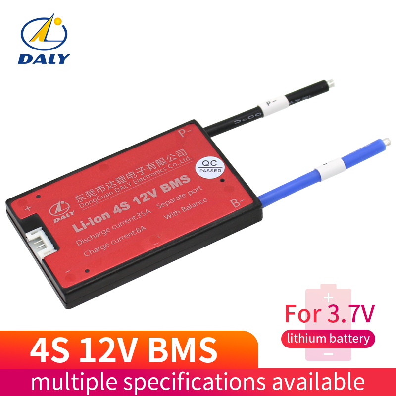 4S 12V 10A 25A 35A 45A 60A Liion Lithium Battery 18650 Charger PCB BMS Protection Board With Balance For 14.8V 16.8V Lipo Cell