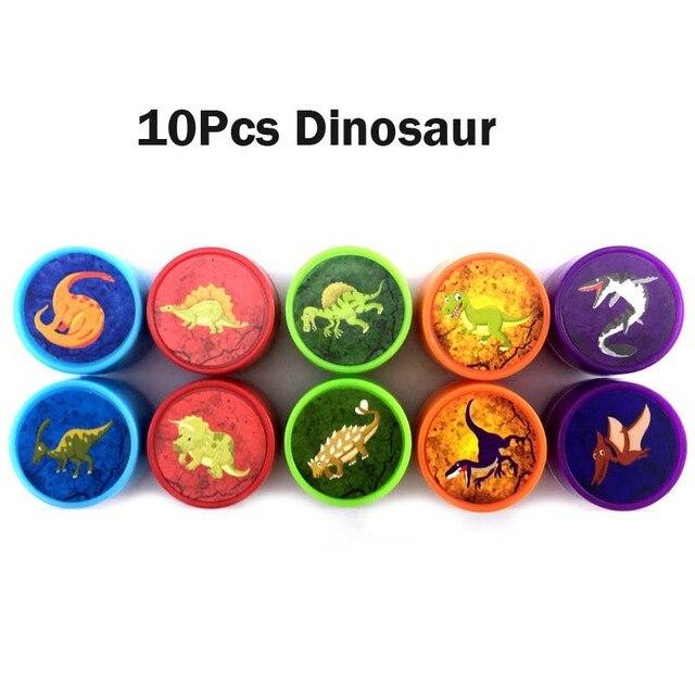 10Pcs Dinosaur