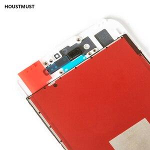 Image 4 - آيفون 7 7 Plus شاشة LCD محول الأرقام الشبكية ثلاثية الأبعاد شاشة تعمل باللمس زجاج الإطار الجمعية