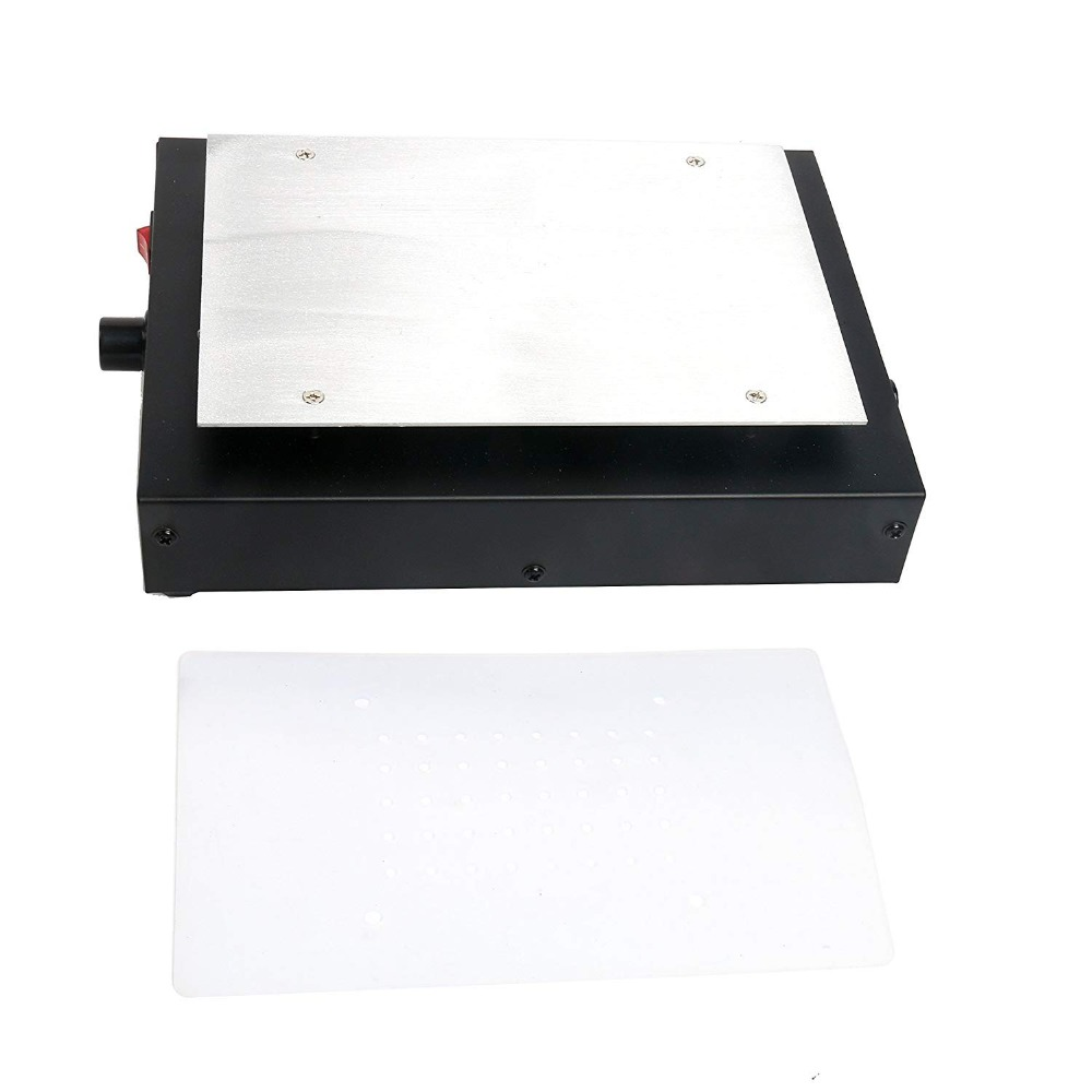 Vacuum Laminating Machine With LED Display And Auto Heating Metal Plate 8