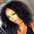 Hc Hair 4 Bundles Deep Wave Brazilian Hair With Closure 7a Brazilian Deep Curly Virgin Hair With Closure Human Hair With Closure
