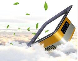 Oczyszczacz powietrza jonów ujemnych oczyszczania powietrza nowoczesna lampa do palenia w Mahjong stół salon rozszerzalny i ekologiczne