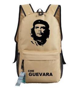 Image 5 - Che Guevara lider plakat Deamer torba plecaki płótna Unisex torby na ramię dla ucznia ty prezenty 45x32x14cm