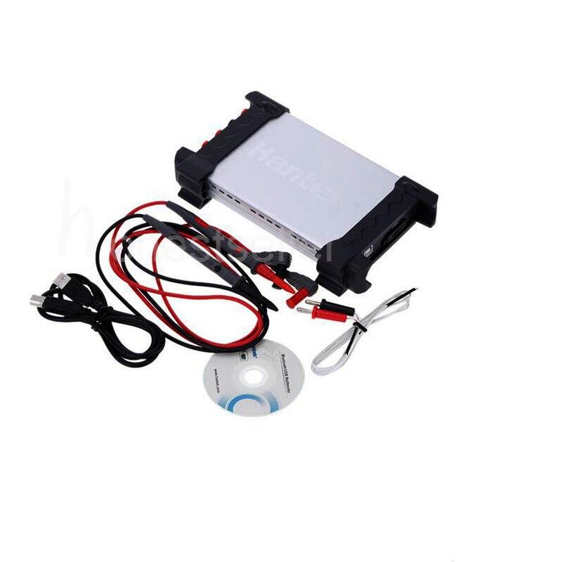 Hantek 365 Bluetooth USB Data Logger Recorder Digital Multimeter True RMS DMM