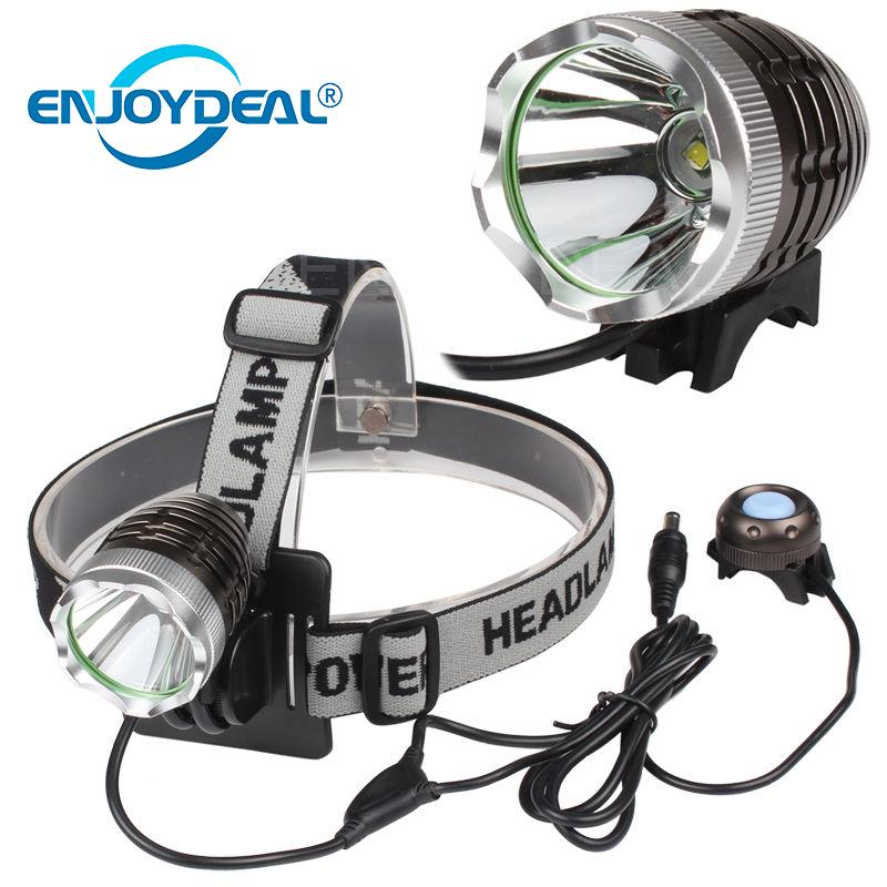 5Pcs CREE T6 XM-L 13000LM 3 LED Headlamp HeadLight Torch Flashlight Torch Lamp
