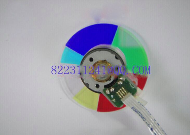 NEW original Projector Color Wheel for BENQ MP723 Projector Color wheel samzhe hdmi to dvi cable 2m 3m 5m hdmi male to dvi male 18 1 pin cable adapter support 1080p for hdtv projectors pc