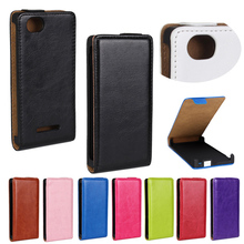 Stylish Retro Style Crazy Horse Flip Leather Case For Sony Xperia M Dual C1905 C1904 C2004 C2005 Mobile Phone Cover