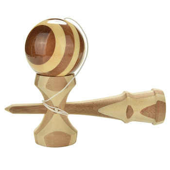 Kendama Wooden Toy Professional Kendama Skillful Juggling Ball Education Traditional Game Toy For Children
