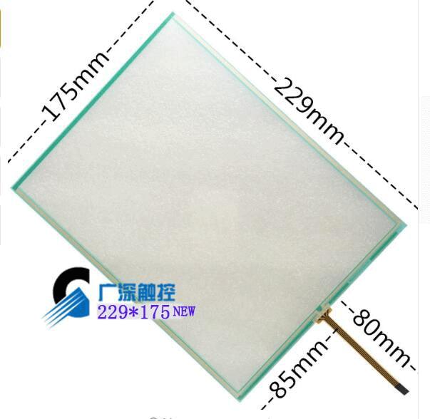 10.4 inch touch screen 4 wire resistance type  N010-0554-X122/01 3G original original 229*175 10 4 4 n010 0554 x122 01 3g