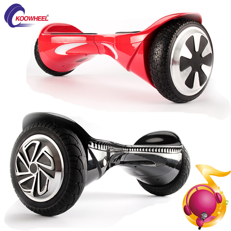 koowheel bluetooth hoverboard 8 inch electric scooter hoverboard skateboard self balance scooter. Black Bedroom Furniture Sets. Home Design Ideas