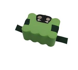 Image 3 - 14,4 ni mh Batterie Wiederaufladbare Pack 3500 MAh Aspirateur Roboter De Balayage Gießen KV8 XR210 XR510 XR210A XR210B XR510B XR510D