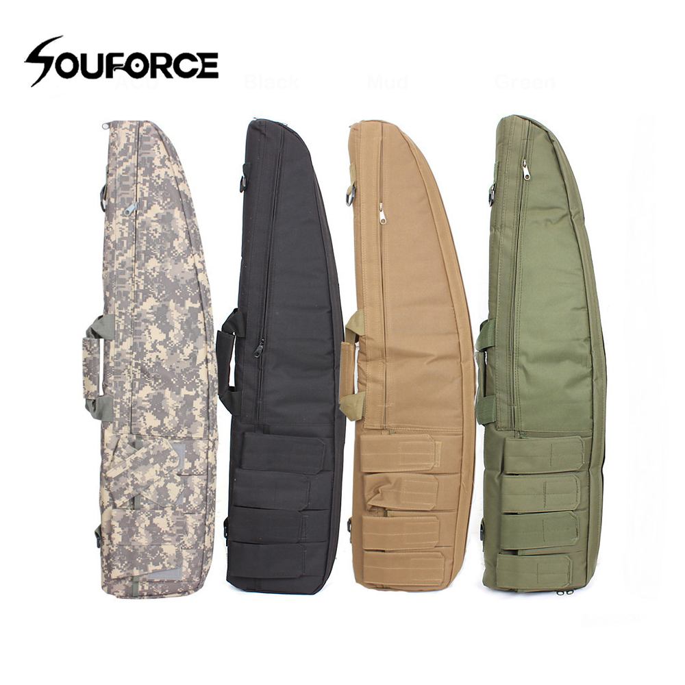 Initiative 4 Color Tactical Fishing Package Fishing Bag Waterproof Outdoor Tactical Anti-vibration Inclined Fishing Gear Bag Handbag A Complete Range Of Specifications