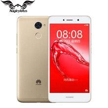 Original huawei Enjoy 7 Plus 4G LTE Mobile Phone MSM8940 Octa Core 5.5 inch Android 7.0 4000 mAh 8.0MP 13.0MP Fingerprint ID