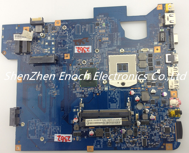 For ACER NV59 Laptop Motherboard Integrated HM55 48.4GH01.01M stock No.282