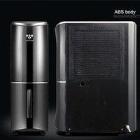 3.5L Portátil Desumidificador Casa Umidade Absorvente Filtração Do Ar Mini Secador de Ar Do Ar em Preto DM1211