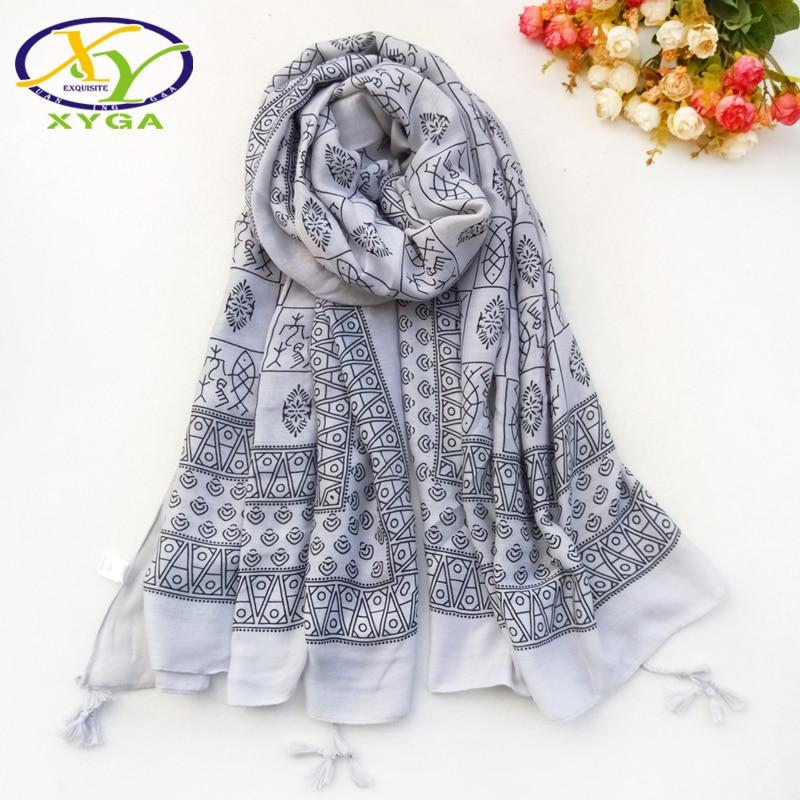 1PC 2018 High-Quality Cotton Scarfs New Fresh Style Thin Soft Women Scarfs Fashionabl With Long Tassels Thin Pashminas