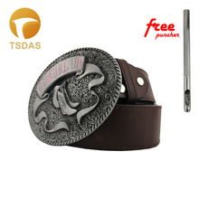 купить Cowgirl UP Oval Belt Buckle With 88*105mm Silver Boots Metal Belt Buckles Fashion Buckles Fit 4cm Wide Belt онлайн