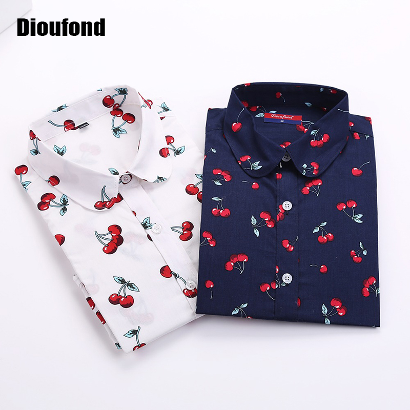 Collar Blusas Turn Dioufond
