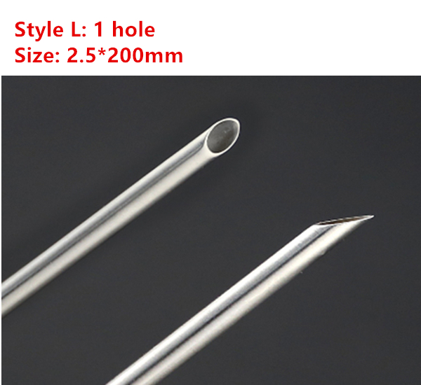 Image 5 - Fat harvesting cannula for stem cells,liposuction cannula fat transfer needle aspirator for beauty use, fat transplantation kit-in Face Skin Care Tools from Beauty & Health