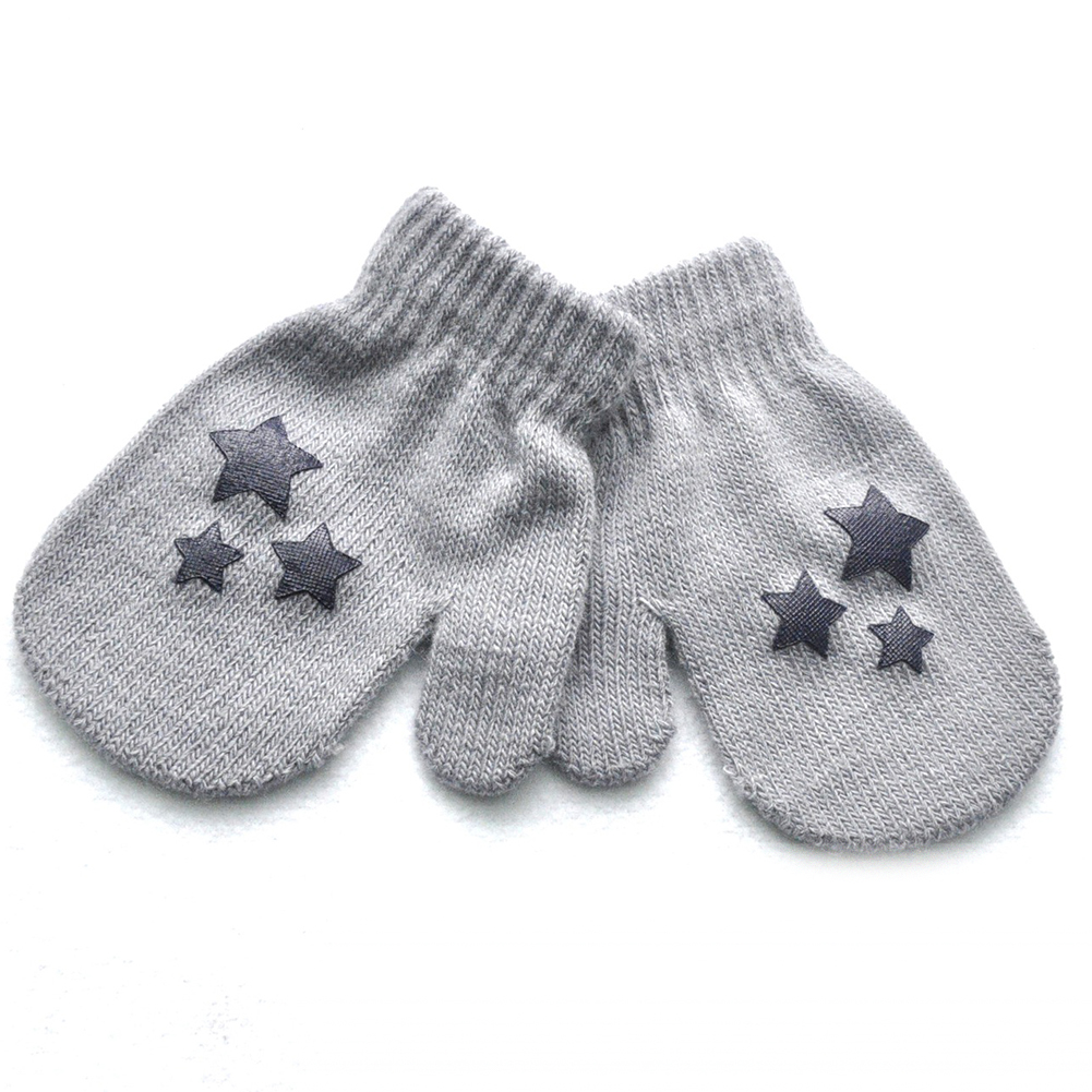 Kid Star Heart Pattern Fashion Gloves Boys Girls Winter Warm Knitted Mitten  ...