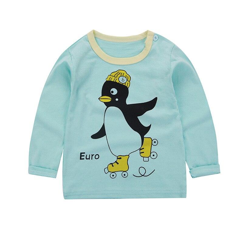 Girl, KidsT-shirt, Children, Long, Cartoon, And