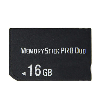 H2testw Memory Stick HX For PSP Accessories 16GB MS Pro Duo Memory Card Full Real Capacity