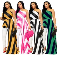 New style African Women clothing Dashiki fashion Print elastic cloth creative dress Pink Green Yellow White Color
