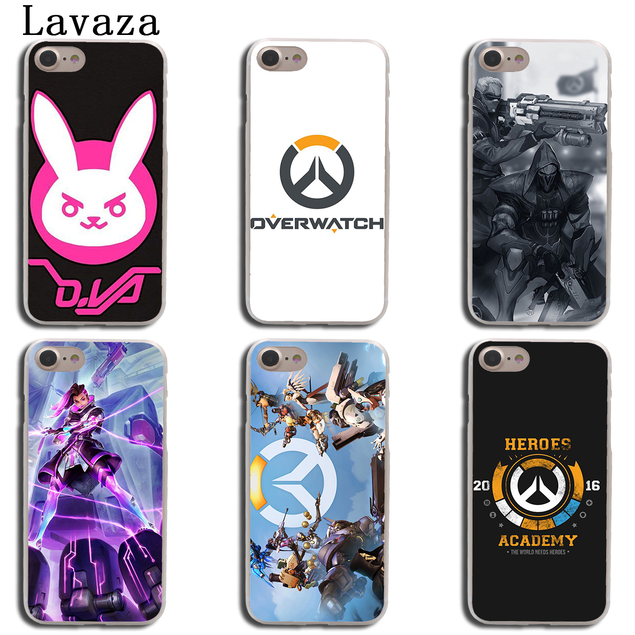 coque iphone 8 overwatch iphone
