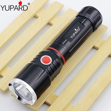 YUPARD Q5 LED camping light COB LED tent outdoor Energy-saving lamps camp lanterns outdoor lighting with magnet AAA battery