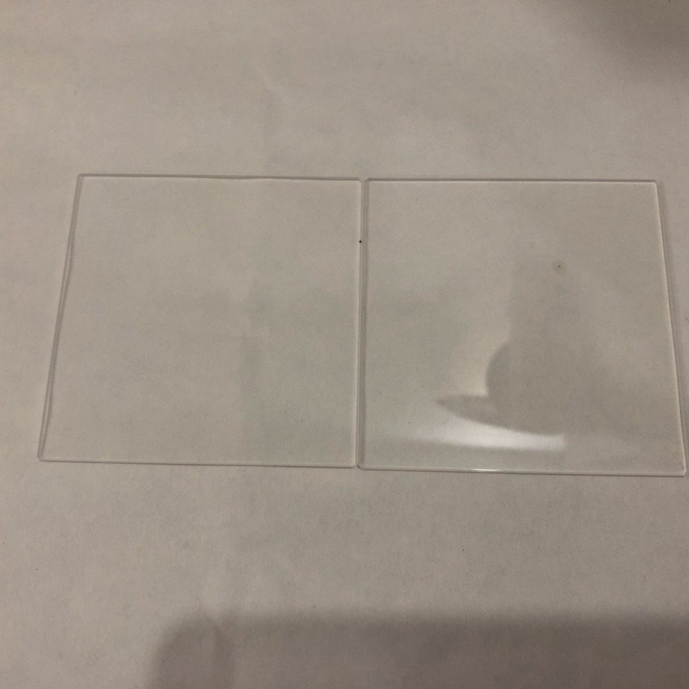 size 215x215x2mm fused silica quartz glass цена