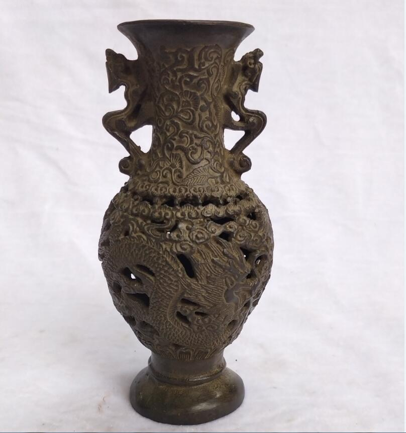 Buy Chinese Bronze Dragon Vase And Get Free Shipping On Aliexpress
