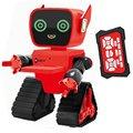 Милый Интеллектуальный робот-игрушка на радиоуправлении с голосовой активировкой  Интерактивная Запись  танцевальный рассказчик  игрушеч...