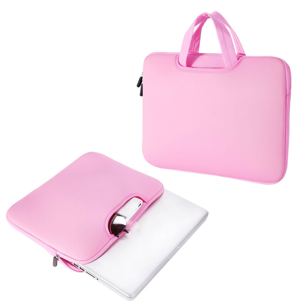 Outdoor Zipper Nylon Computer Bags Laptop Protective Sleeve Case For 11 Inches Notebook 42*31*2.5cm Wear-resistant Laptop Bag