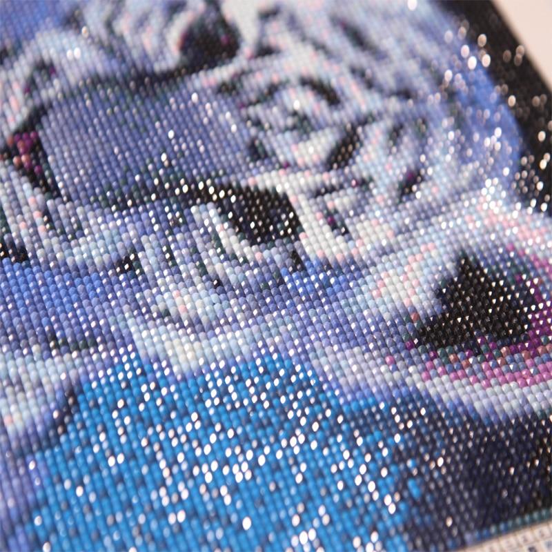 5d diy diamantbroderi chihuahua hund diamantmålning Cross Stitch - Konst, hantverk och sömnad - Foto 2