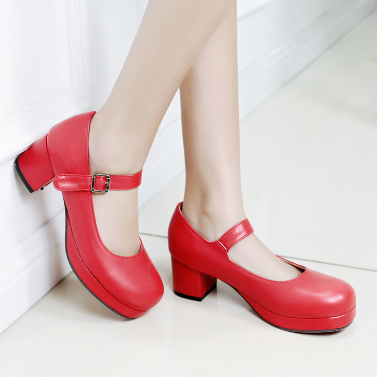 Compare Prices on Cute Red Shoes- Online Shopping/Buy Low Price ...