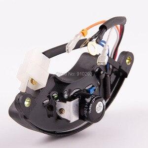 Image 2 - 5kw オープンスタイル単相 avr ガソリン発電機部分電圧レギュレータ · コントローラスタビライザー 220 ボルト
