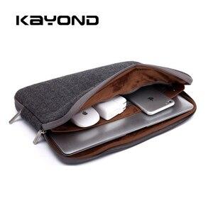 Войлочная водонепроницаемая сумка для ноутбука, чехол для женщин и мужчин 11 14 15 15,6 17 17,3 для Macbook Air/Pro 13, чехол для ноутбука 13,3, сумка, чехлы