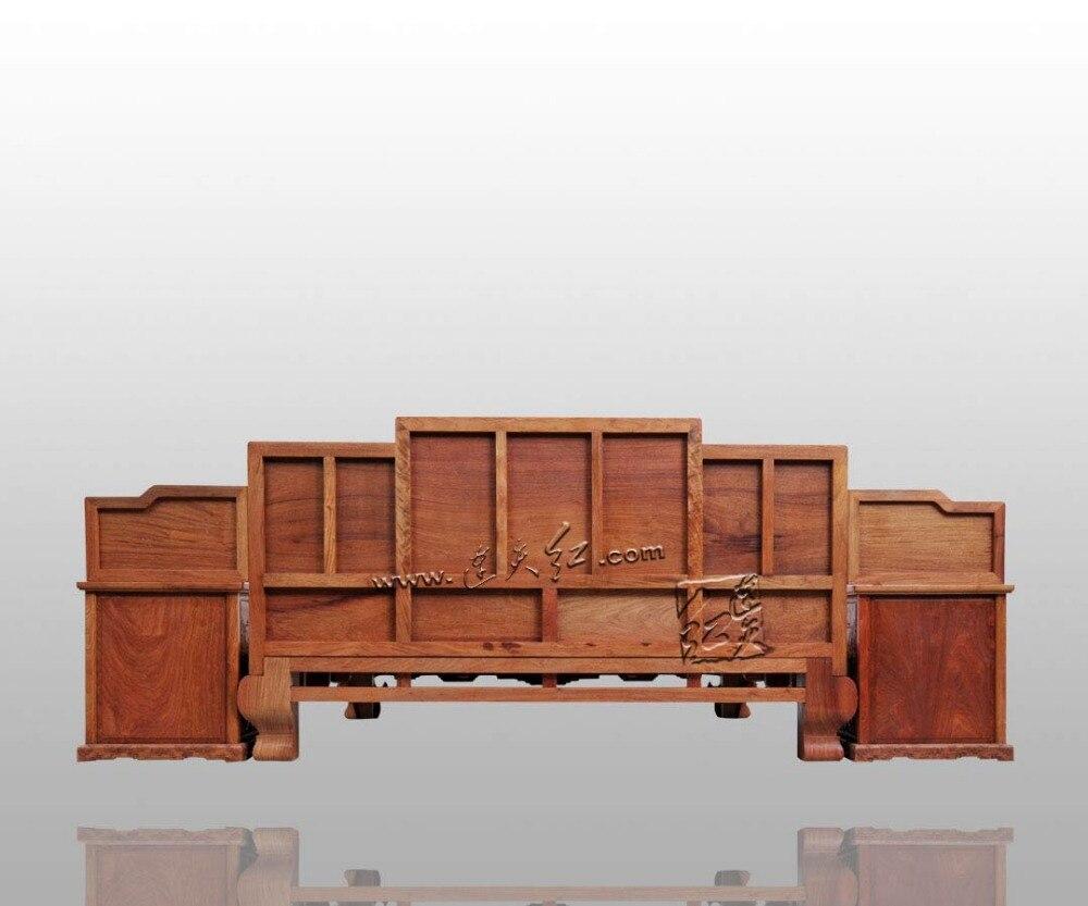 Alargamiento y ampliar rey cama completo marcos 2 M vintage clásico ...