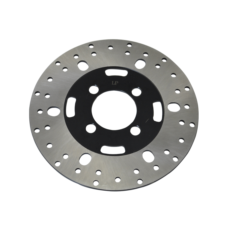 LOPOR LOPOR Motorcycle Brake Disc Rotor For Yamaha YFM350 YFM400 NEW keoghs motorcycle brake disc brake rotor floating 260mm 82mm diameter cnc for yamaha scooter bws cygnus front disc replace